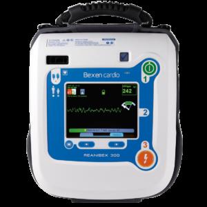 Reanibex 300 DEA ECG con asa